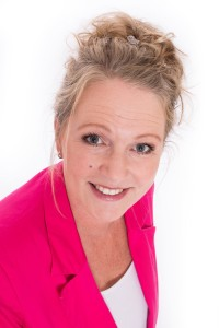 succesmoeders portret Amanda roze